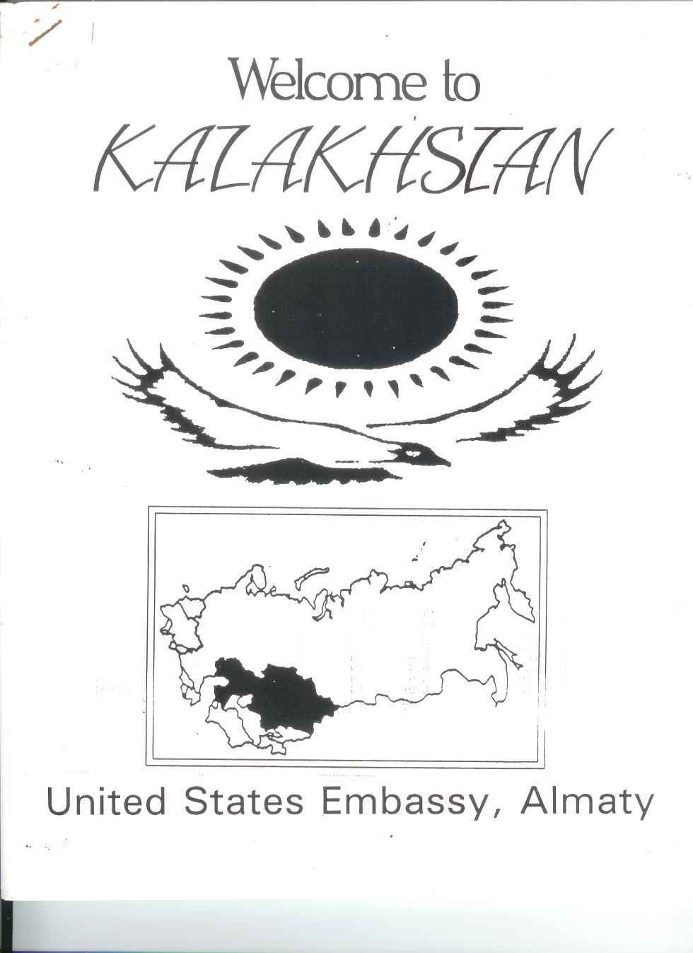 Welcome to Kazakhstan - U.S. Embassy